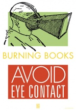 AVOID EYE CONTACT