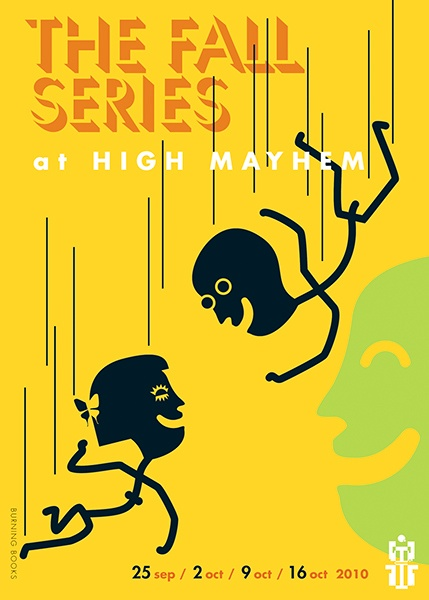 THE FALL SERIES AT HIGH MAYHEM